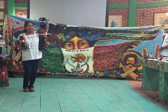 La cumbia de Marichuy por los Originales de San Andrés (Letra, audio y video) #CNI #CIG #EZLN