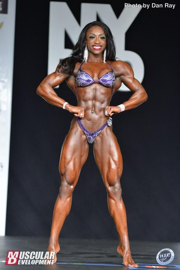 Shanique Grant- 2016 New York Pro | Female Physique ...