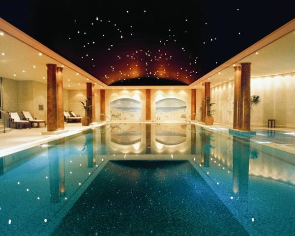dip under a starry vault at the the observatory hotel indoor swimming pool travel bug pinterest indoor swimming pools swimming pools and indoor