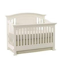 Baby Caché Lit de bébé transformable Windsor Lifetime - Blanc