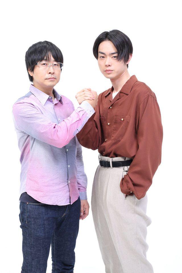 古屋兎丸と菅田将暉の対談が、4月4日発売のジャンプスクエア5月号(集英社)に掲載される。