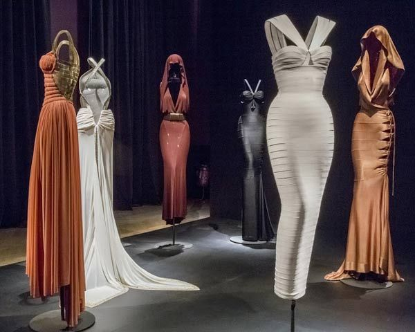 Inside the Spectacular Azzedine Alaïa Retrospective in Paris