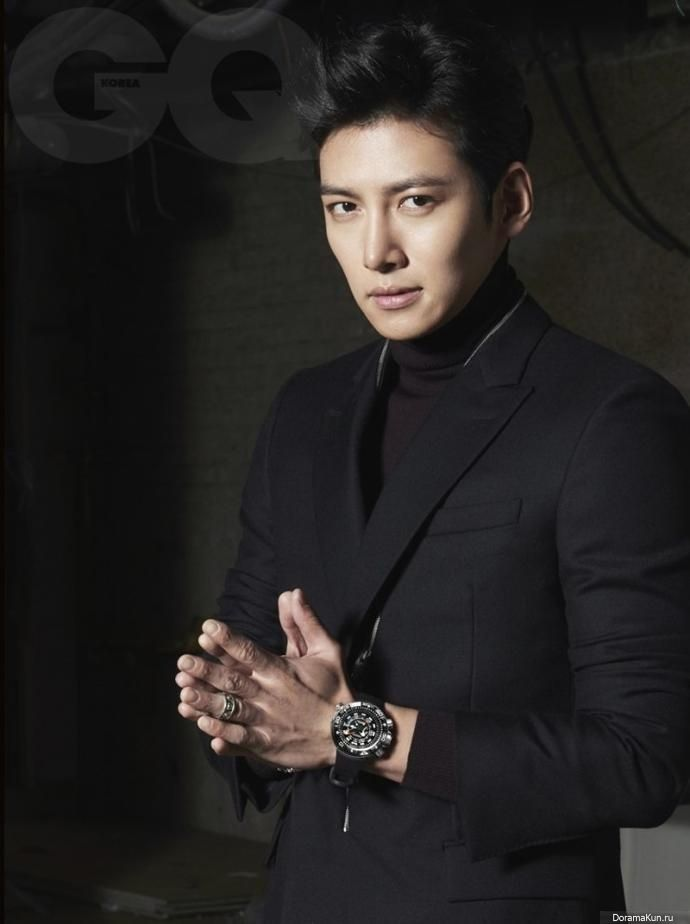 Ji Chang Wook для GQ Korea December 2014