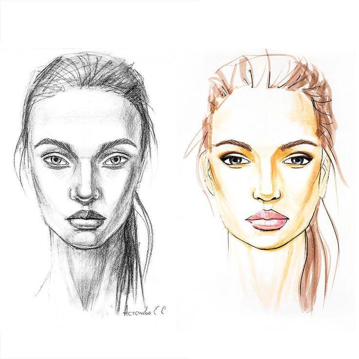 Face Sketching - фэшн портрет, самостоятельное направление в модной иллюстрации.  Если вы уже умеете строить фигуру модели, делать скетчи одежды, но хотите лучше научиться рисовать лица, приходите на наш новый курс Face Sketching. Ведет занятия иллюстратор и художник-портретист Елена Астахова.  За 8 занятий мы научим тебя создавать стильные и современные рисунки лиц. Оставь заявку на сайте!  #artedegrass #facesketching #sketching #школаскетчинга #школадизайна #фэшнпортрет #иллюстрация…