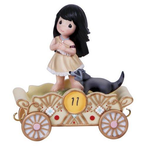 Precious Moments Disney Birthday Parade Pocahontas Age 11 Product Description…