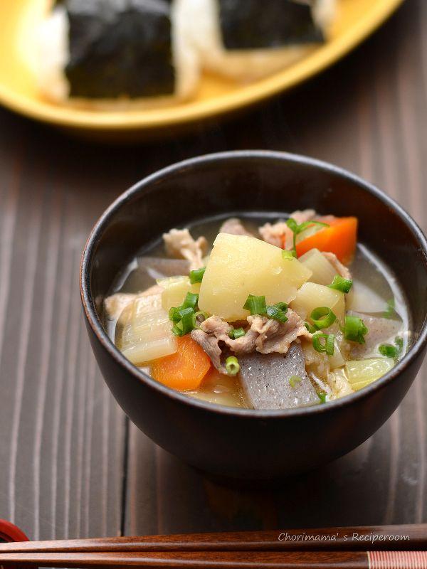 じゃが豚汁 by 西山京子/ちょりママ | レシピサイト「Nadia | ナディア」プロの料理を無料で検索