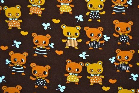Teddybears by Leena Renko