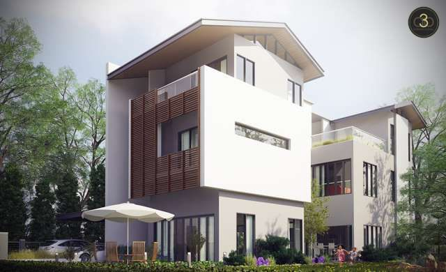 124 best images about malaysia modern villas on pinterest for Architecture design malaysia house