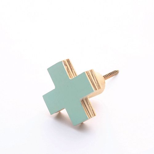 Small Cross Wall Hook The Wall Collective's Cross Wall Hook is perfect for an entry way or a child's room alike. Add a stylish yet playful element to your interior with this beautiful and practical wall accessory.