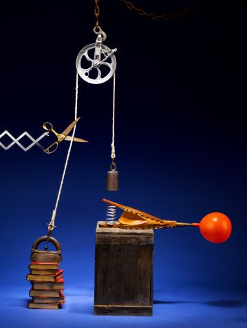 The Unusual World of Rube Goldberg
