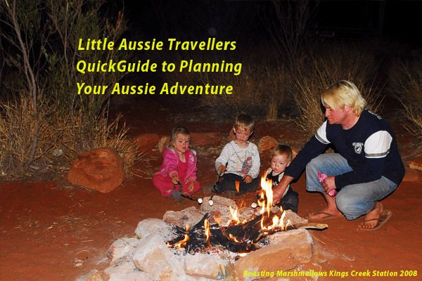 If you've made the decision to go for the big trip around Australia, or take an extended trip to explore some of the amazing places to see around Australia, then welcome, let's take a look at some starting points for planning your big lap! That decision is the very start ...