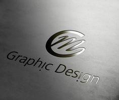 mc graphic design logo by mattia cantoni - Graphic Design Logo Ideas
