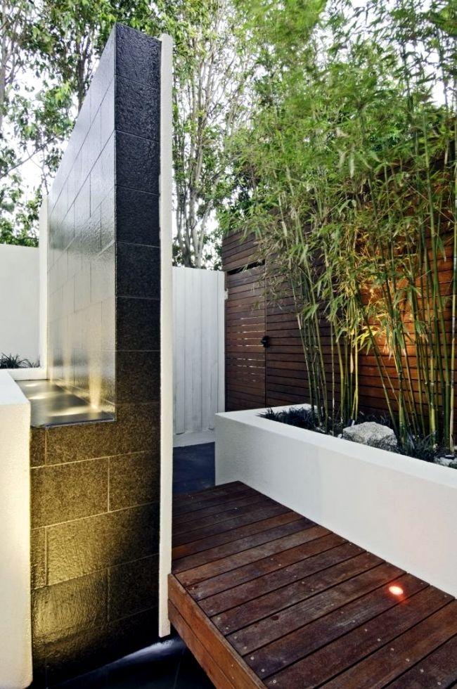 24 best Häuser ♥ Garten ♥ Bambus images on Pinterest Bamboo - bambus garten design