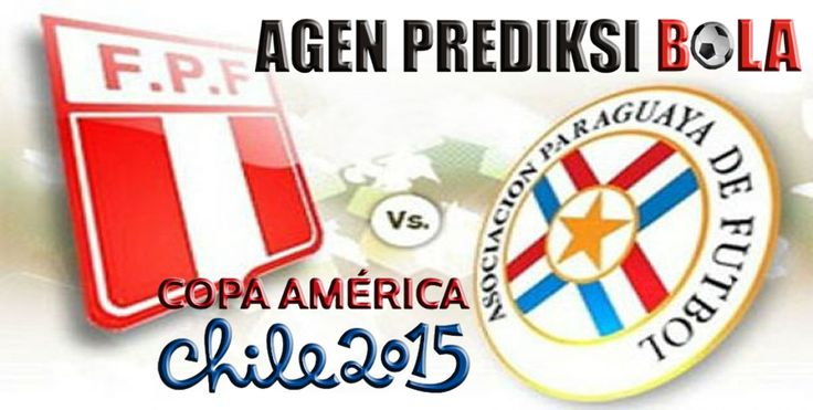 Prediksi Bola Peru vs Paraguay 4 Juli 2015