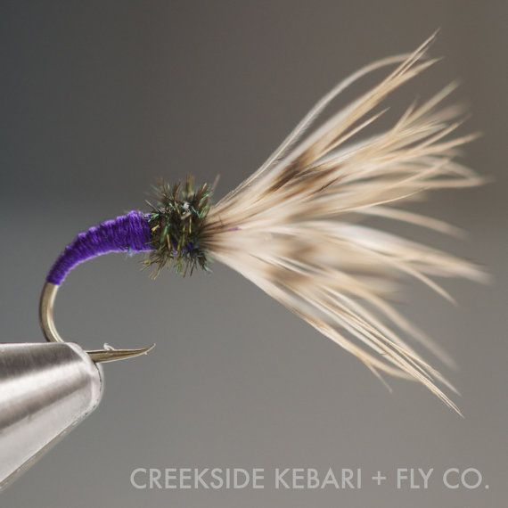 Takayama Sakasa Kebari 3 moscas por CreeksideKebari en Etsy