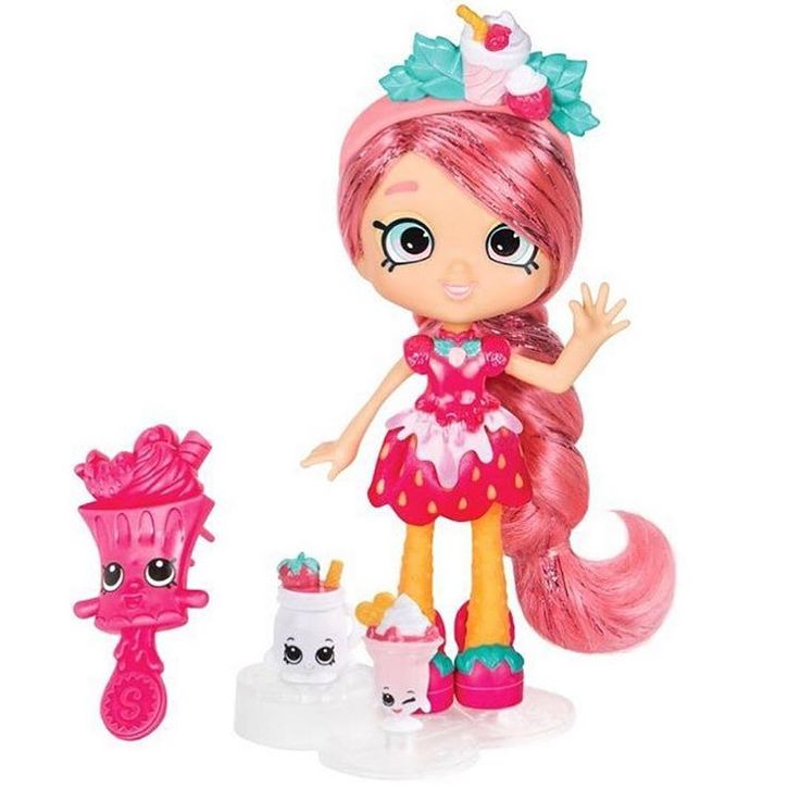 So pretty! #Repost @sprinkleddonut15 ・・・ Another New Shoppie !!! Lucy Smoothie !!!! She's adorable!! I think she is the last one for the new season . Pic found online at Smyths Toys #shoppie#shopkins#lucysmoothie #sprinkleddonuts#spkfan #shopkinsseason7#moosetoys