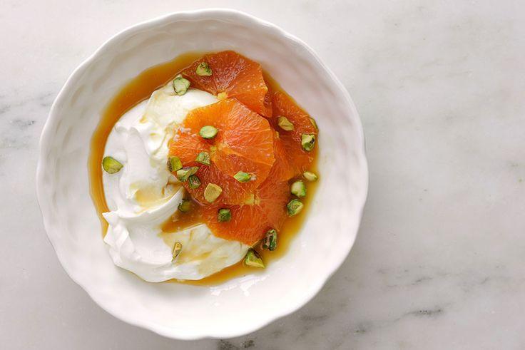 Caramel Oranges from Milk Street Magazine, Christopher Kimball