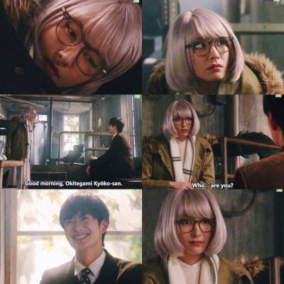 #Okitegami Kyoko no Biboroku #japanese #drama