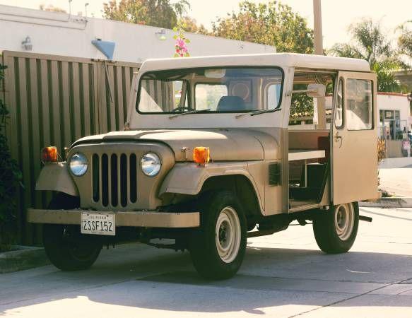 1973 Jeep Dispatcher That