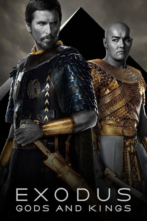 Exodus: Gods and Kings 【 FuII • Movie • Streaming