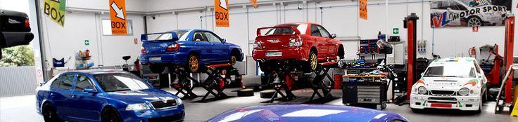 Taller de mecánica rápida Tacoronte // VL Autocentro
