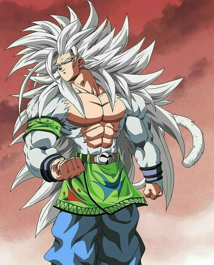 Super Saiyan 5 Dragon Ball Super Manga Anime Dragon Ball Super