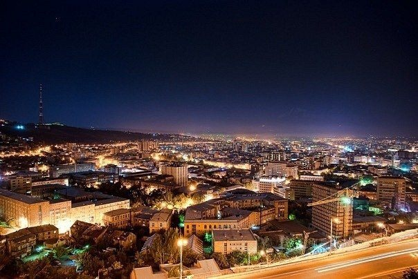 Yerevan Nights...