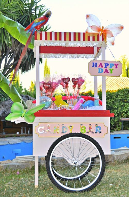 Best 25 carrito de chuches ideas on pinterest carrito for Carritos chuches comunion
