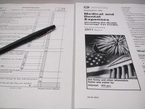Medical Deduction Tax Forms for Celiac Disease
