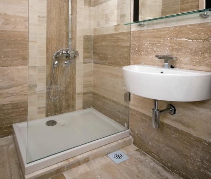 Travertine Bathroom Designs 18 best travertine bathrooms images on pinterest | bathroom ideas