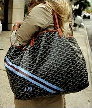 Le Goyard-monogram  My favorite bag ever!!