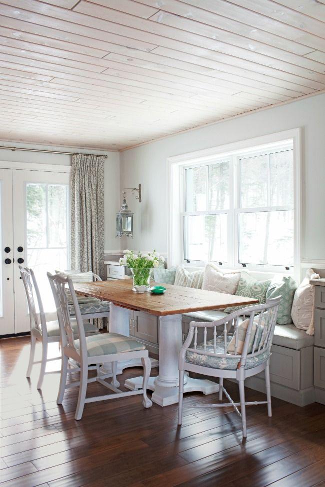 Best 25 kitchen window seats ideas on pinterest bench for Window seat dining