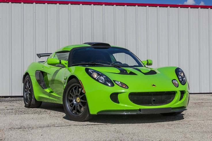 Jerry Seinfeld-owned Lotus Exige for sale