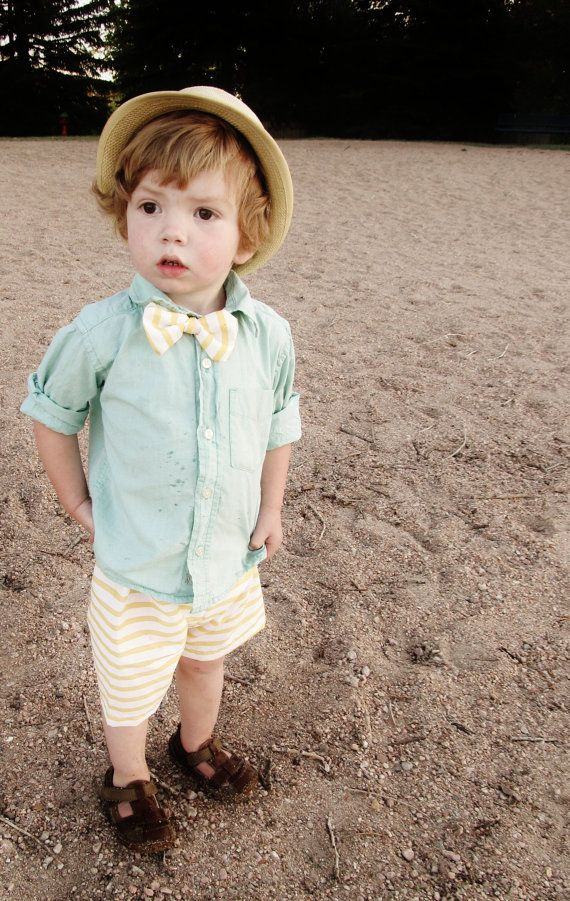 This is how my son is going to dress...for the beach! so cute!