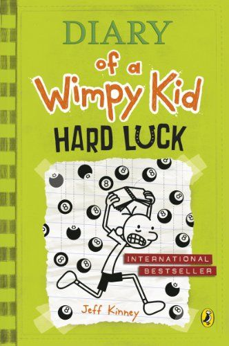 Diary of a Wimpy Kid: Hard Luck: Amazon.co.uk: Jeff Kinney: Books