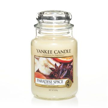 Paradise Spice - Candles - Yankee Candle
