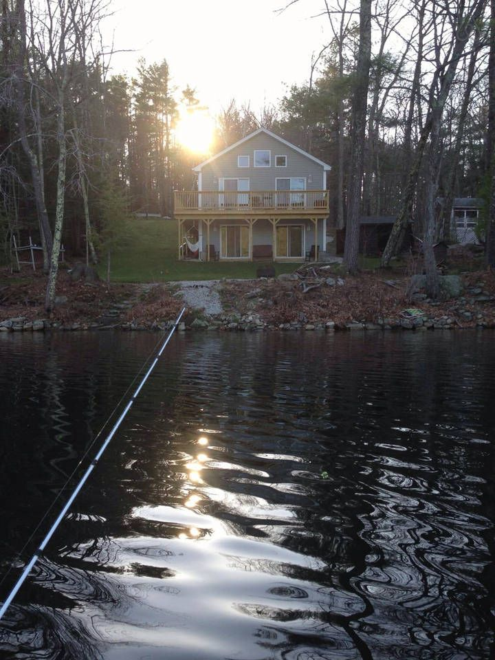 House On Nippo Lake Vacation Rental In Concord New