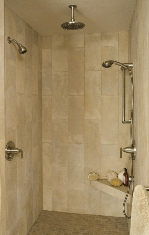Best 25 Vertical Shower Tile Ideas On Pinterest Grey