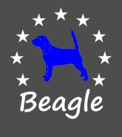 Softshell-Jacken HunderassenSoftshell-Jacke-Hoody: Beagle