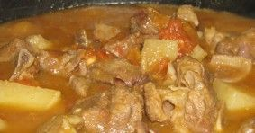 cool Beef Tomato Bredie (Stew) Recipe It is very easy to make, good all rounder to server for family or guests and most important of all, it is delicious! Tip from the chef: Bredie always gets better the longer it sits. So try to save some for the next day!  https://www.sapromo.com/beef-tomato-bredie-stew-recipe/1207