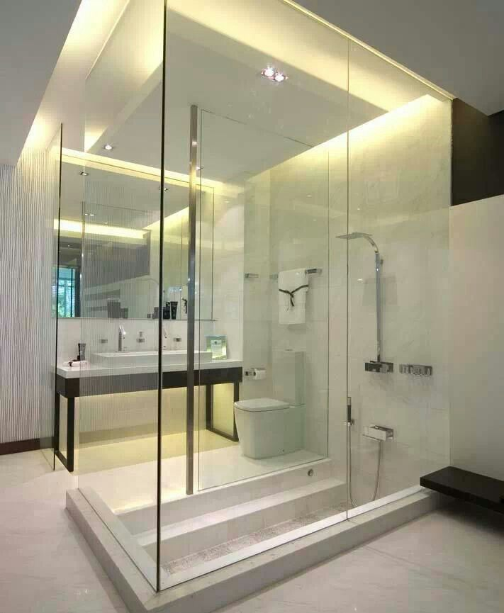 102 best Bathroom concept images on Pinterest | Live, Fit and Gray