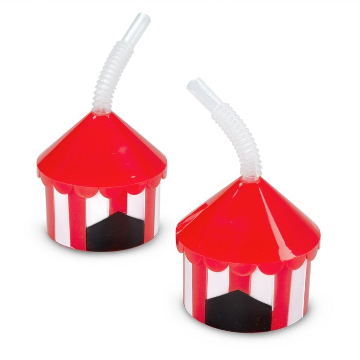 Big Top Cups With Straws : Best images about itens de festa on pinterest cup