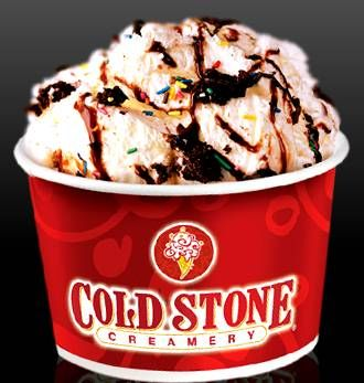 Cold Stone Birthday Coupon: Buy 1, Get 1 FREE! #icecream