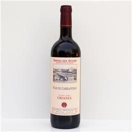 El vino Pago de Carraovejas Crianza se ha convertido desde hace unos años en uno de los vinos míticos de Ribera del Duero. http://www.selectosfragola.com/product/2679/0/0/1/Vino-Pago-de-Carraovejas-Crianza-2011.htm
