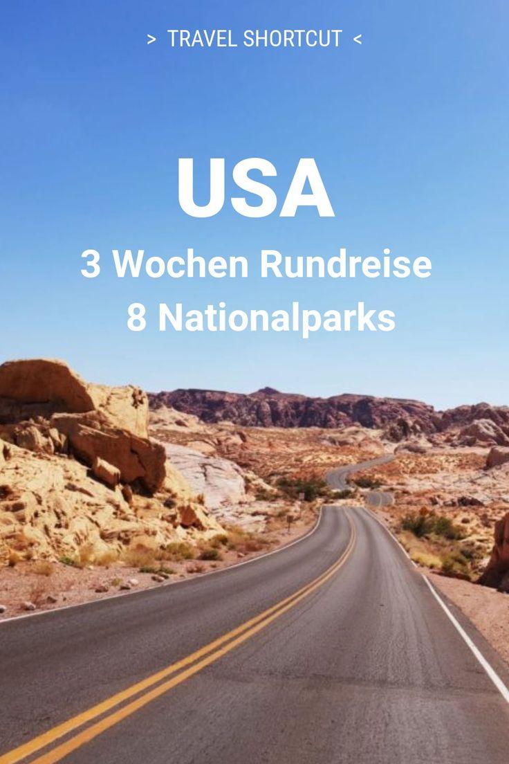 USA Rundreise 3 Wochen