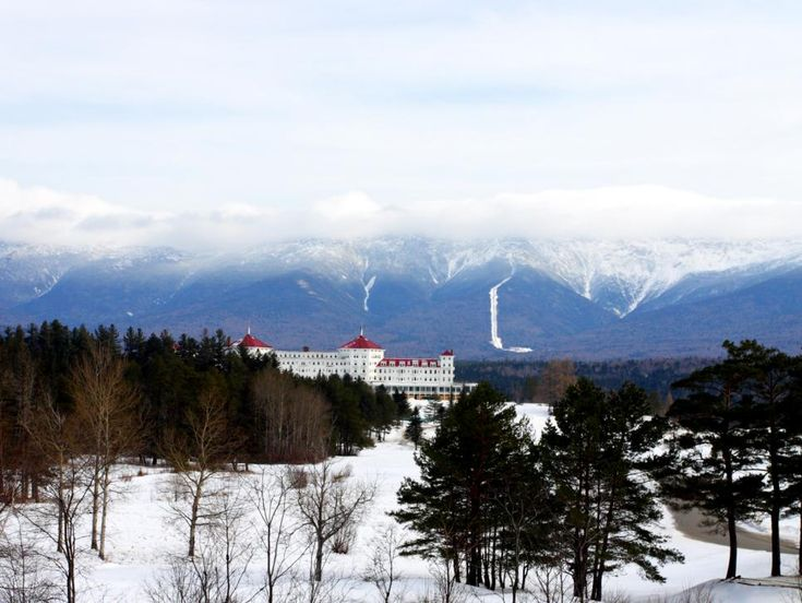 Located high in New Hampshire's White Mountains, Bretton Woods is the state's largest ski area with 101 trails and glades and four terrain parks. An unusual addition to the outdoor fun is the mountain's extensive canopy tour, made up of several treetop zip-lines and suspension bridges. Whether the kids are bunny-slope-bound or ready for snowboard tricks in the terrain park, these ski resorts are perfect for families.