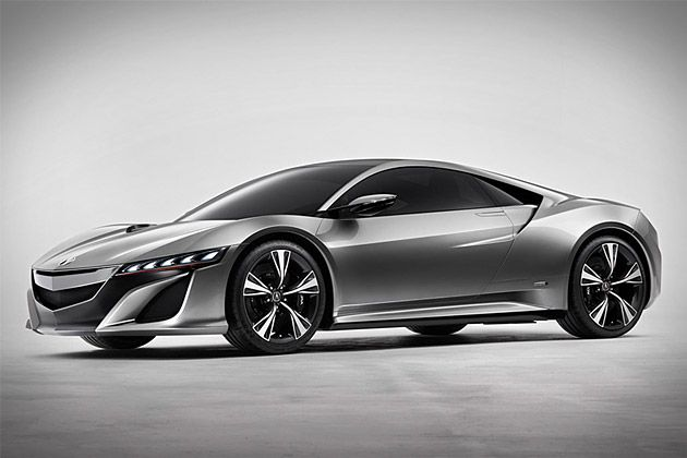 Acura NSX!! Please make this concept a real car