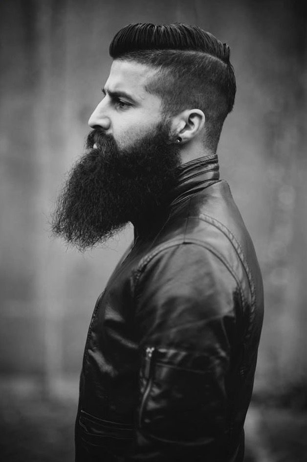 Daily Dose Of Awesome Full Beard Style Ideas From
