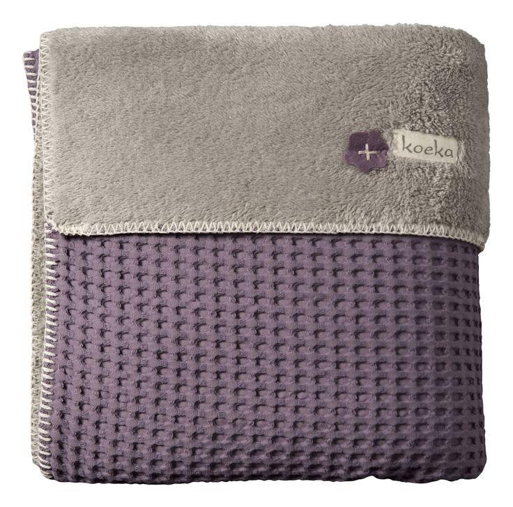 Single blanket waffle/teddy Oslo - 420/610