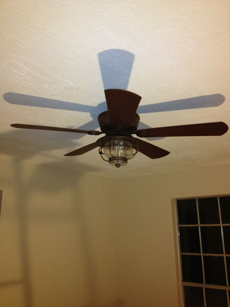 first of 2 matching ceiling fan / light kits.  also with beaded glass.  This one in the music room.  It's counterpart will be in the Master BR.